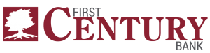 Official First Century Bank Logo