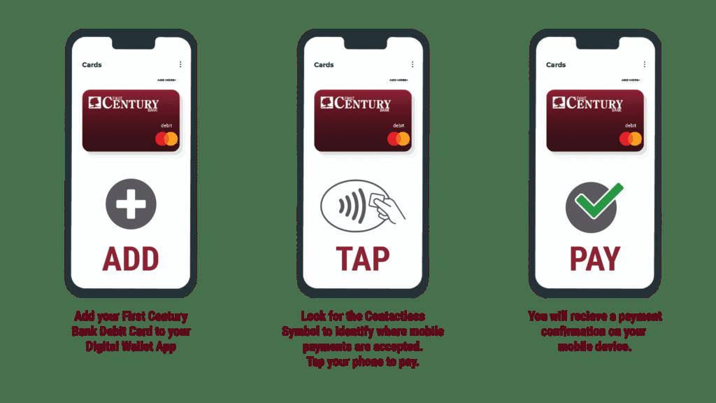 Digital Wallet Instructions